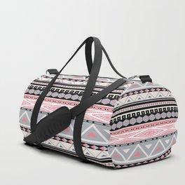 Aztec Pattern No. 19 Duffle Bag