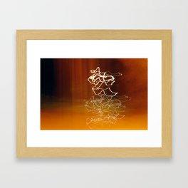 Event 4 Framed Art Print