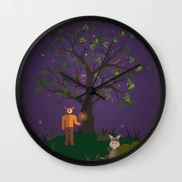 a midsummer night's seen Wall Clock