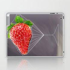 Strawberry cocktail  Laptop & iPad Skin
