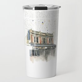 133 Ridiford Street, Wellington Travel Mug