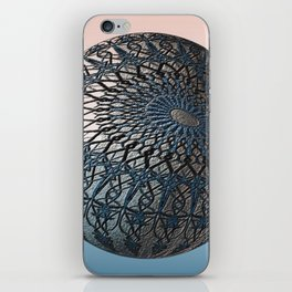 Dimpled iPhone Skin