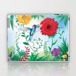 Wanga Nègès - Hummingbird Laptop & iPad Skin