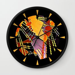 My Fission Electric Wall Clock