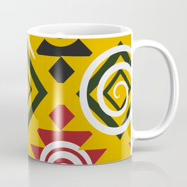 Geometric festival Coffee Mug