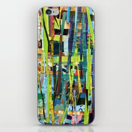 Woven Nature iPhone Skin