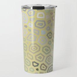 Experimental pattern 43 Travel Mug