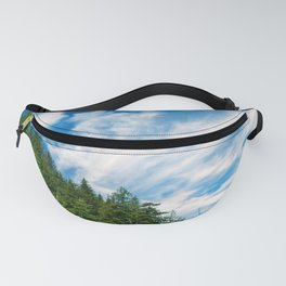 Long Island, Washington Sky Fanny Pack