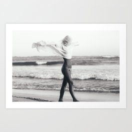 Diffuse Reflection (II) Art Print