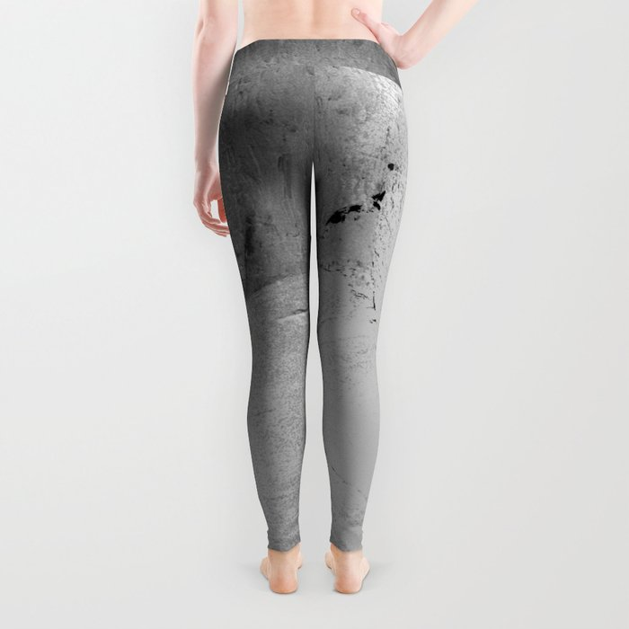 Abstract in Nature Shadows Leggings
