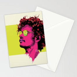 Omar Rodriguez Lopez Stationery Cards
