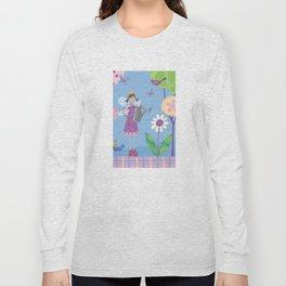Fairy in the Garden Long Sleeve T-shirt