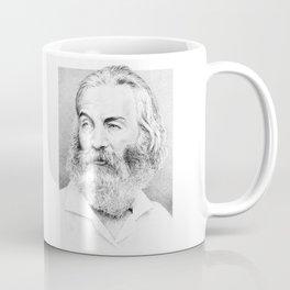 Walt Whitman Coffee Mug