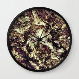 Surface preparation Wall Clock