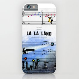 La La Land iPhone Case