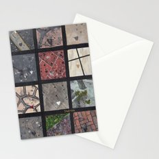 Love on the ground Stationery Cards