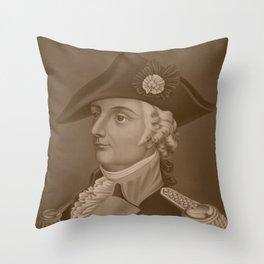 Mad Anthony Wayne Throw Pillow