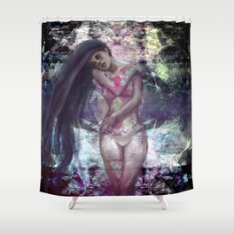 Hard to Cure Shower Curtain