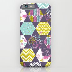 Garden Party Festive Hexi Slim Case iPhone 6s