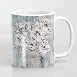 Jar of Blooms Coffee Mug