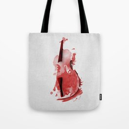 Symphony Series: The Cello Tote Bag