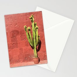 Arequipa Plants v.5 Stationery Cards