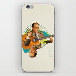 Nova Bossa Nova iPhone Skin