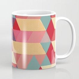 Digital Patchwork '01 Coffee Mug