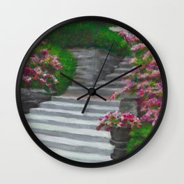 Jeffrey Mansion Wall Clock
