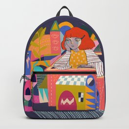 Absorb it All  Backpack