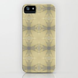 Jeanette iPhone Case