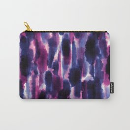 Downpour (Purple) Carry-All Pouch