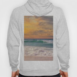 Navarre Beach Sunset Hoody