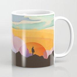 I Like to Watch the Sun Come Up Coffee Mug