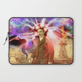 Electric Scientist Laptop Sleeve
