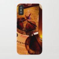 propaganda iPhone & iPod Cases featuring Propaganda Brewski by J VanBlarcum
