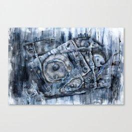Voodoos Canvas Print