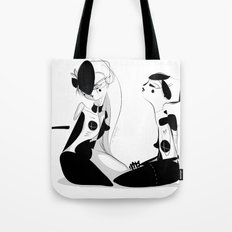 Play - Emilie Record Tote Bag