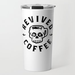 Revived By Coffee v2 Travel Mug