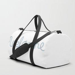Welcome Duffle Bag