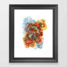 The Things Framed Art Print