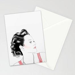 Marion Cotillard - Melancholia Serie Stationery Cards