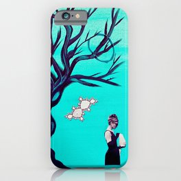 Waiting on God Knows What  iPhone Case
