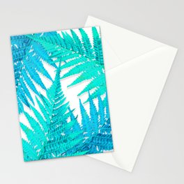 Fern forest Stationery Cards