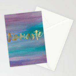 Namaste, Ocean Mermaid 1 Stationery Cards