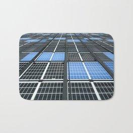 Solar Panel Wall Bath Mat