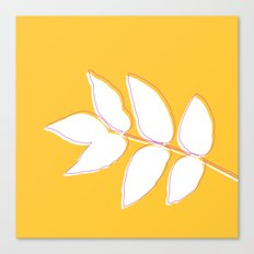STATIONERY CARD - Branch Canvas Print