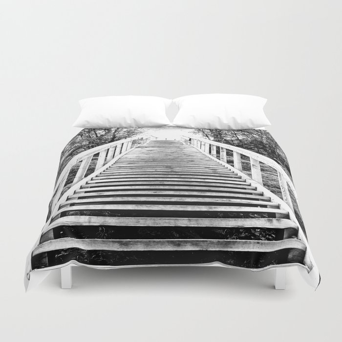 Only Way is Up #decor #society6 Duvet Cover