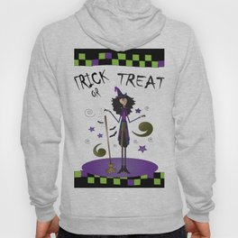 Trick or Treat Witch Hoody