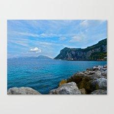 Sorrento: Amalfi Coast, Italy Canvas Print